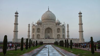 Photo: Das Taj Mahal