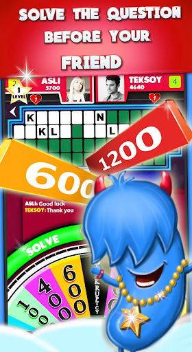 Wheel Online Word - Spin Fortune Of Fun - screenshot