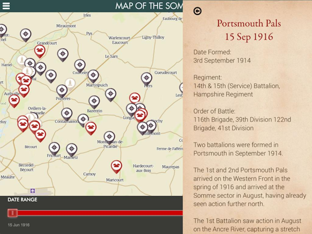 Somme 100- screenshot