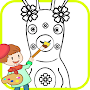 Learn Paint for Rabbids Fans APK icon