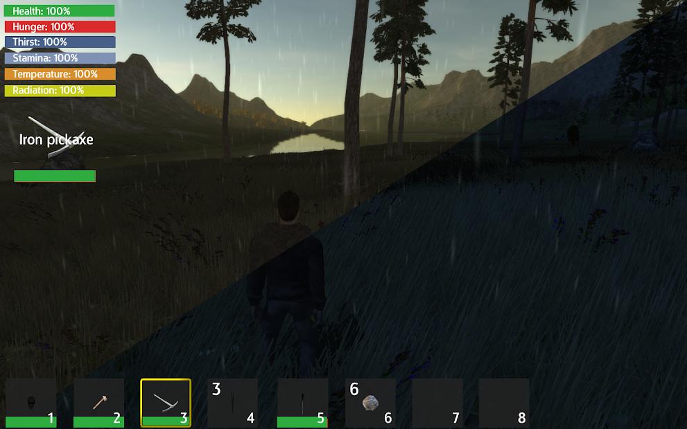 Thrive Island - Survival Throwback screenshot 2