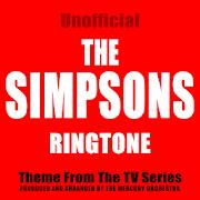 Simpsons Ringtone Unofficial  Icon