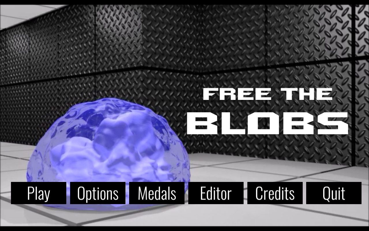 Free the Blobs- screenshot
