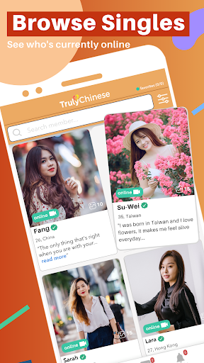 TrulyChinese - Chinese Dating App 4.16.0 screenshots 2