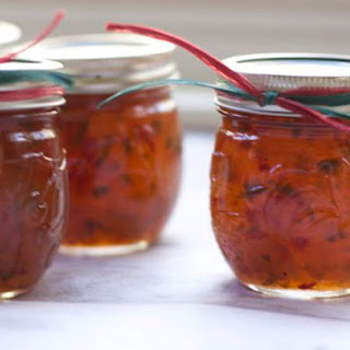 Christmas Jalapeño Jelly