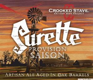 Logo of Crooked Stave Surette Provision Saison