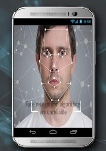 BTC Blockchain Wallet - Face id - náhled