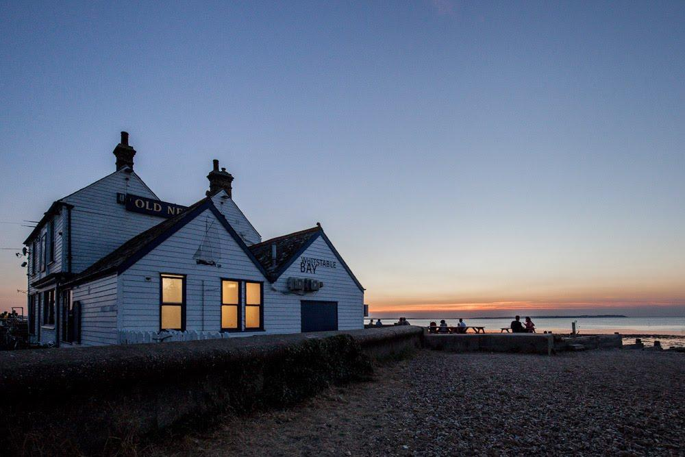 Whistable Seafront, England, 2016 on Behance