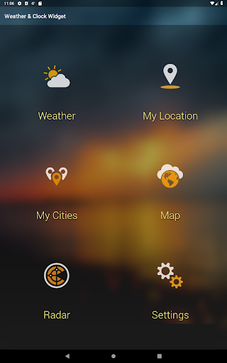 Android Weather screenshot 11