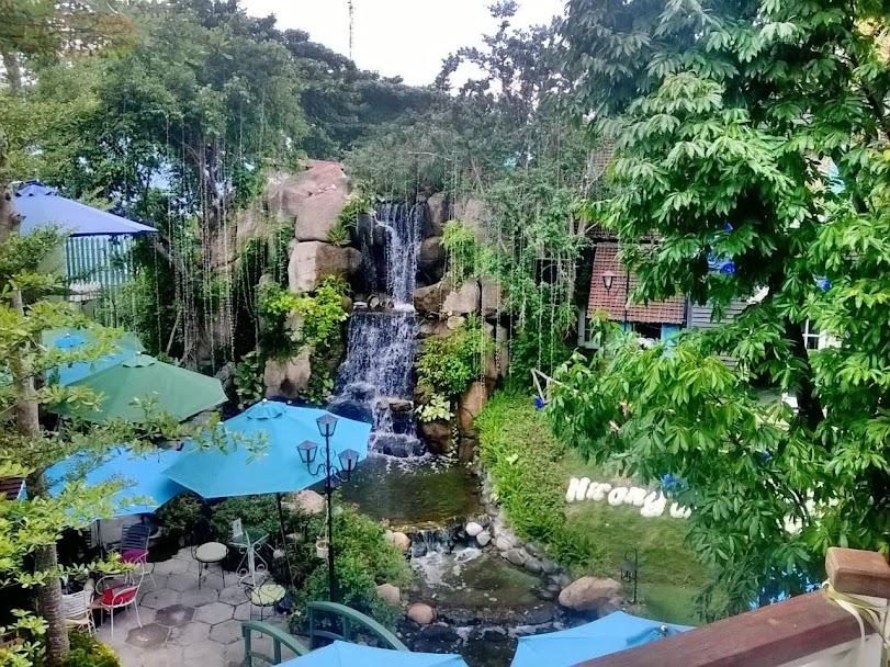 quán cafe sân vườn ở sài gòn
