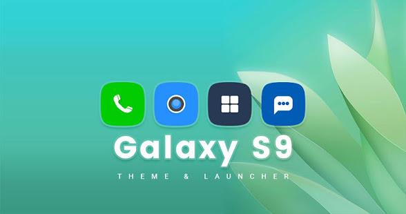 Theme for Galaxy S9 Launcher   Live Wallpaper 1 0 Hileli APK