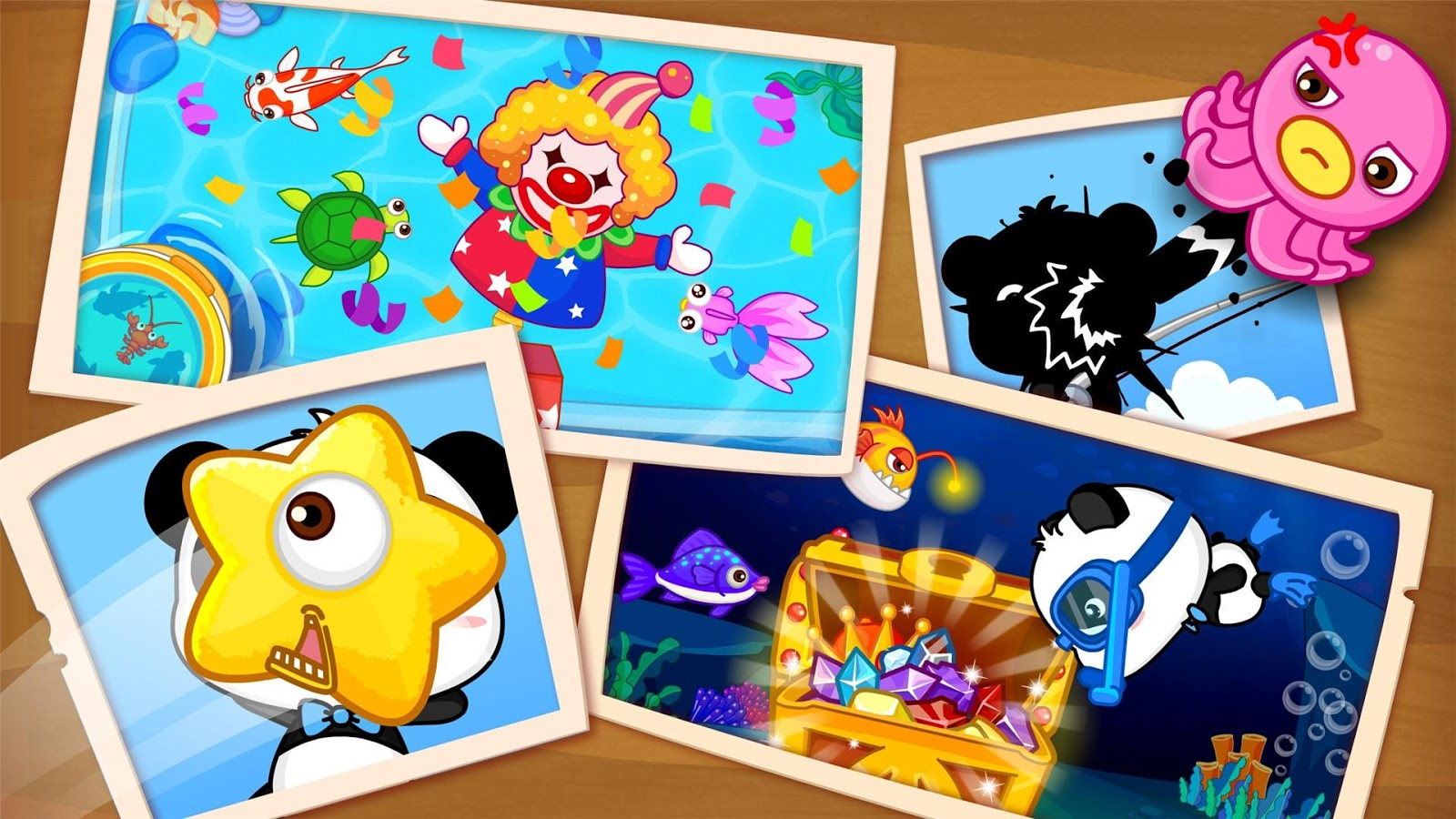 Permainan Memancing Panda Apl Android Di Google Play