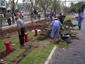 Photo: 4. Preparing for Expo - Better city, better life