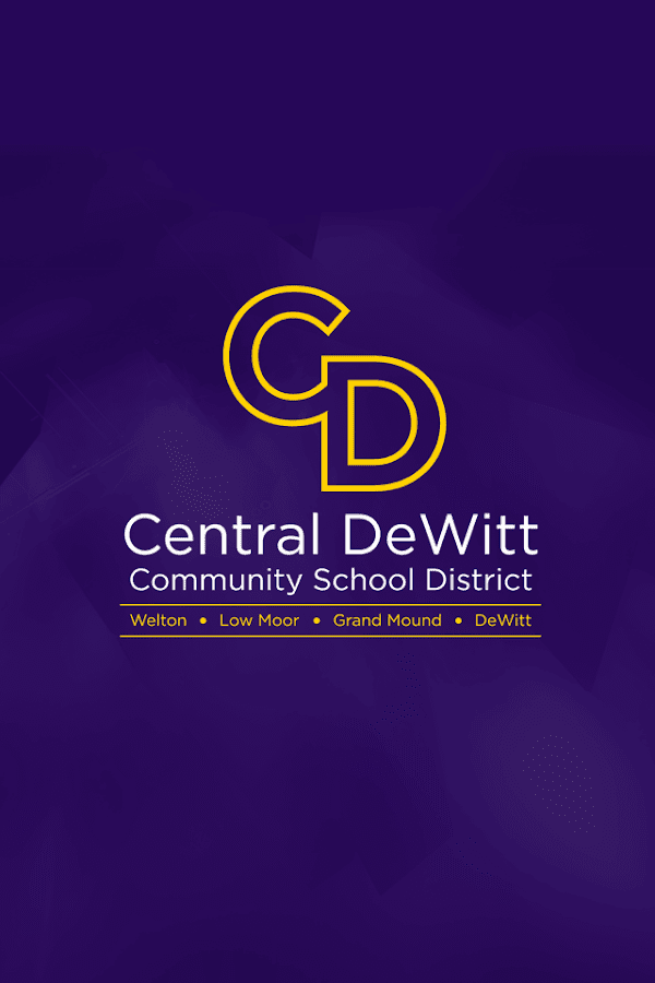 Central DeWitt School App- screenshot