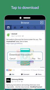 FIT Video Downloader - náhled