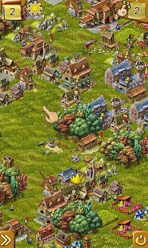 Townsmen 6 FREE  screenshot 1