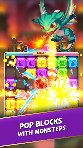 Puzzle Monsters - Puzzle Blast 1:1 Battle is on 1.230 3