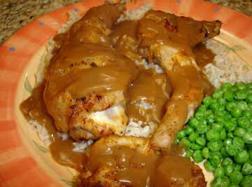 Fried Rabbit (hearty chicken style)