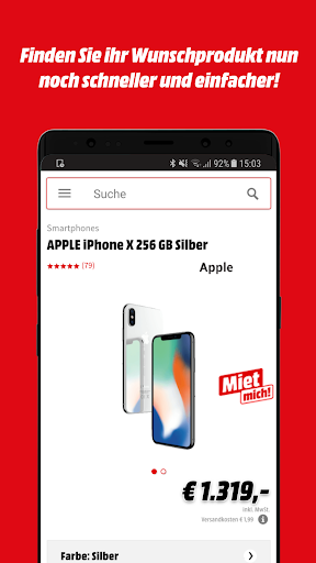 Media Markt Deutschland screenshot 4