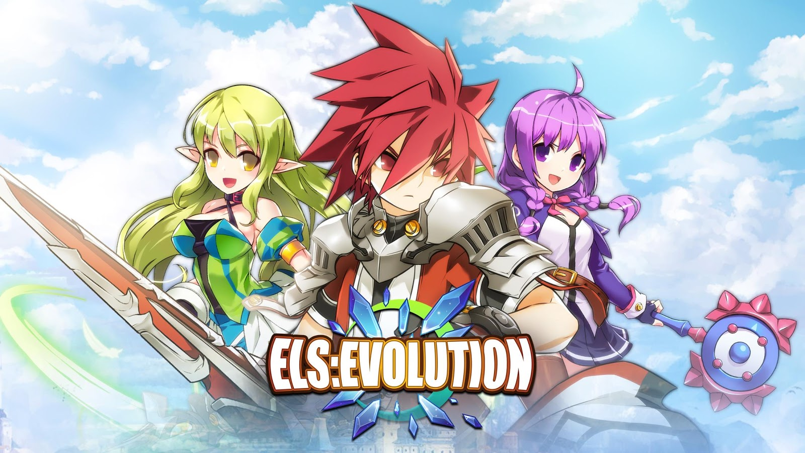 Els: Evolution- screenshot