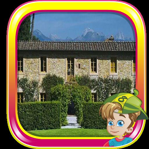 ボルゴ・ベルナルからの脱出 解謎 App LOGO-APP試玩
