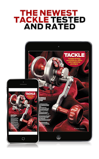 Sea Angler Magazine - náhled