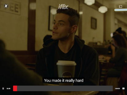 iflix- screenshot thumbnail