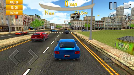 Télécharger Extreme Car Driving Simulator 20: Jeu de Voiture APK MOD (Astuce) screenshots 5