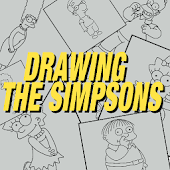 drawing the simpsons