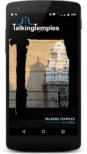 Talking Temples - náhled