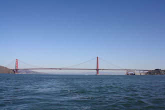 Photo: bye bye San Francisco (waves)