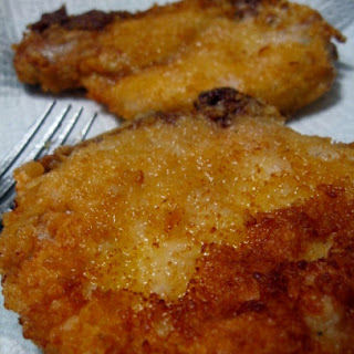 Perfect Pan Fried Panko Pork Chops