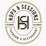Logo for Hops and Sessions