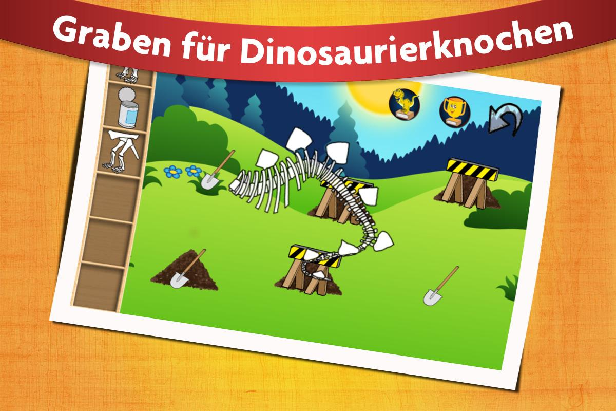 Dinosaurier Spiel Google