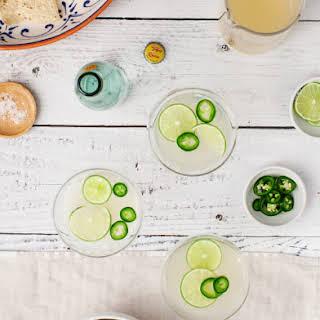 Jalapeño Margaritas.