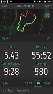 Running Distance Tracker + 3