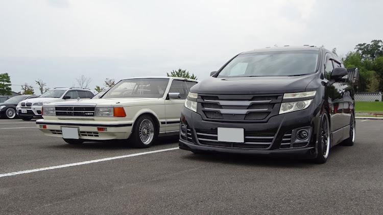 エルグランド PNE52の西九州連合 car club 和楽,福岡,コロナが早く終息しますように,佐賀に関するカスタム&メンテナンスの投稿画像4枚目