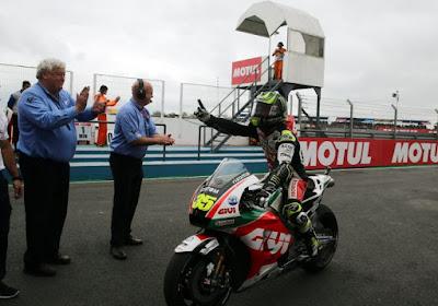 Grand Prix d'Australie : Cal Crutchlow forfait à cause d'une fracture de la cheville !
