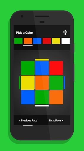CubeX - Cube Solver  captures d'écran 2