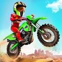 Motocross Trail Bike Racing - Bike Stunt Games icon