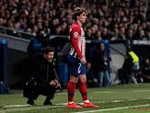 Diego Simeone prend la défense de Griezmann après les sifflets