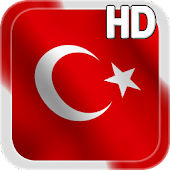 Turkey Flag LWP