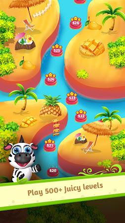 Fruit Juice - Match 3 Game 2.8 screenshot 685624