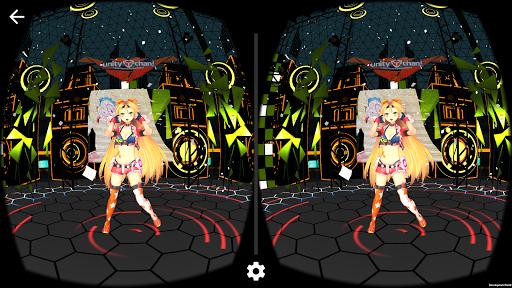VR Concert - Unity Chan 1.0 screenshots 2