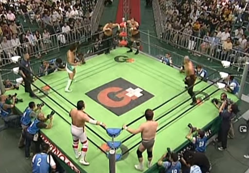 NOAH Retro: Pro Wrestling NOAH Destiny 2005 Review