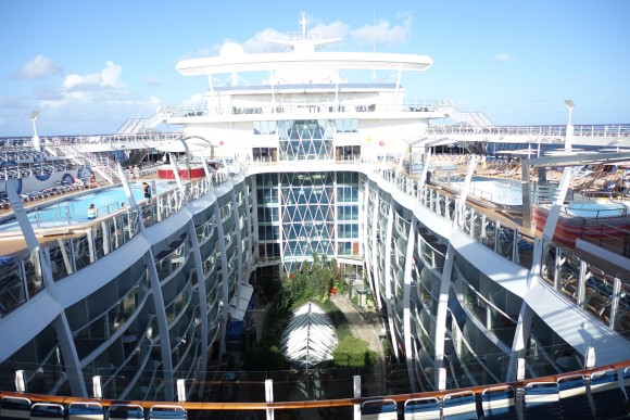 Suite Class On Royal Caribbean Oasis Of The Seas