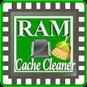 RAM Cache Clean Auto Booster icon