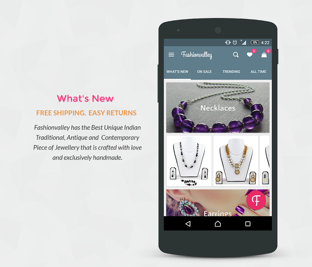 Fashionvalley Jewelry Shopping- screenshot