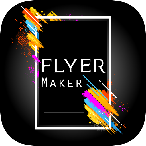 Flyers & Graphic Maker, Creative Poster Designer App