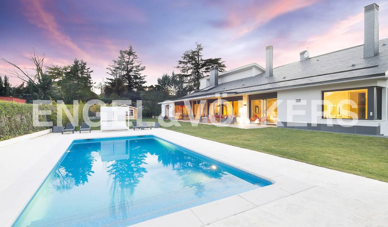 Maison avec piscine Villafranca del Castillo